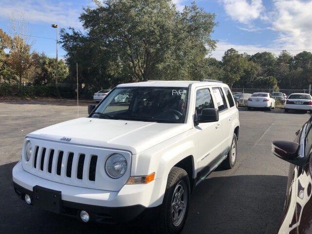 2011 Jeep Patriot Latitude Gainesville FL
