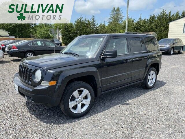 2011 Jeep Patriot Latitude Woodbine NJ