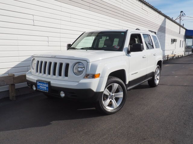 2011 Jeep Patriot Latitude X Portsmouth NH