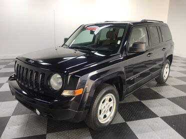 2011_Jeep_Patriot_Sport_ Chattanooga TN