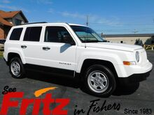 2011_Jeep_Patriot_Sport_ Fishers IN