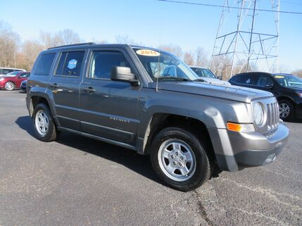2011_Jeep_Patriot_Sport_ Memphis TN
