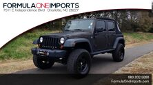 Jeep WRANGLER UNLIMITED / V6 / AUTO / SPORT 4X4 2011
