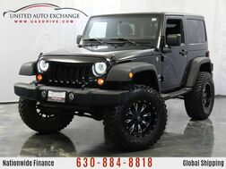 2011_Jeep_Wrangler_2 Door Sport w/Hard Top Lifted_ Addison IL