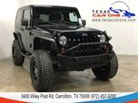 2011 Jeep Wrangler RUBICON 4WD HARD TOP CONVERTIBLE LEATHER SEATS CRUISE CONTROL AL