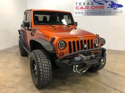 2011_Jeep_Wrangler_RUBICON 4WD SOFT TOP CONVERTIBLE CRUISE CONTROL ALLOY WHEELS_ Carrollton TX