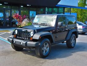 Jeep Wrangler Rubicon 2011