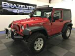 2011 Jeep Wrangler Rubicon, Leather, Nav, Winch, Only 4k Miles