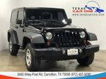 2011 Jeep Wrangler SPORT 4WD AUTOMATIC HARD TOP CONVERTIBLE CRUISE CONTROL TOWING H