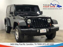 2011_Jeep_Wrangler_SPORT 4WD AUTOMATIC HARD TOP CONVERTIBLE CRUISE CONTROL TOWING H_ Carrollton TX