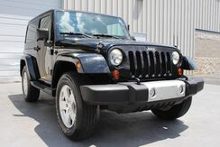 2011_Jeep_Wrangler_Sahara Navigation 4x4 Hardtop V6 JK_ Knoxville TN