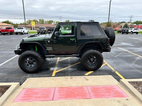 2011 Jeep Wrangler Sport 4WD Jacksonville IL