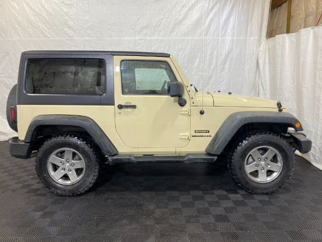 2011 Jeep Wrangler Sport 4WD Middletown OH