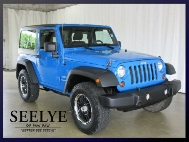 2011 Jeep Wrangler Sport Battle Creek MI