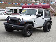 2011 Jeep Wrangler Sport Cumberland RI