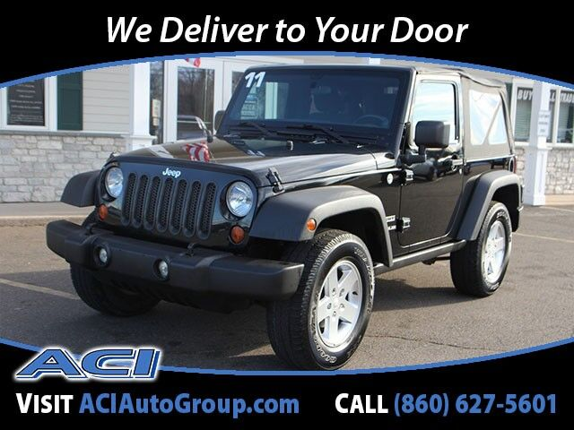 2011 Jeep Wrangler Sport East Windsor CT