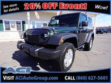 Jeep Wrangler Sport East Windsor CT