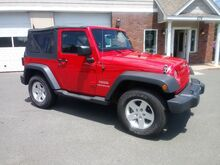 2011_Jeep_Wrangler_Sport_ East Windsor CT