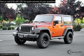 2011_Jeep_Wrangler_Sport Targa Top Heated Seats Lots of Extras!_ Fremont CA