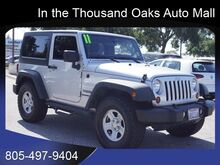 2011_Jeep_Wrangler_Sport_ Thousand Oaks CA