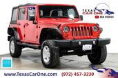 2011 Jeep Wrangler UNLIMITED RUBICON 4WD SOFT TOP CONVERTIBLE NAVIGATION CRUISE CONTROL ALLOY