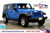 2011 Jeep Wrangler UNLIMITED SPORT 4WD AUTOMATIC HARD TOP CONVERTIBLE CRUISE CONTRO