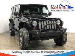 2011_Jeep_Wrangler_UNLIMITED SPORT 4WD HARD TOP CONVERTIBLE ALLOY WHEELS CRUISE CON_ Carrollton TX