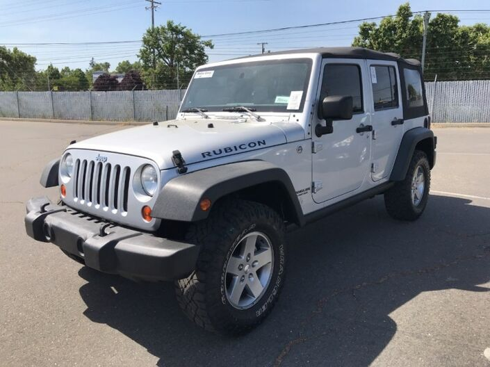 2011 Jeep Wrangler Unlimited 4WD Rubicon Bend OR