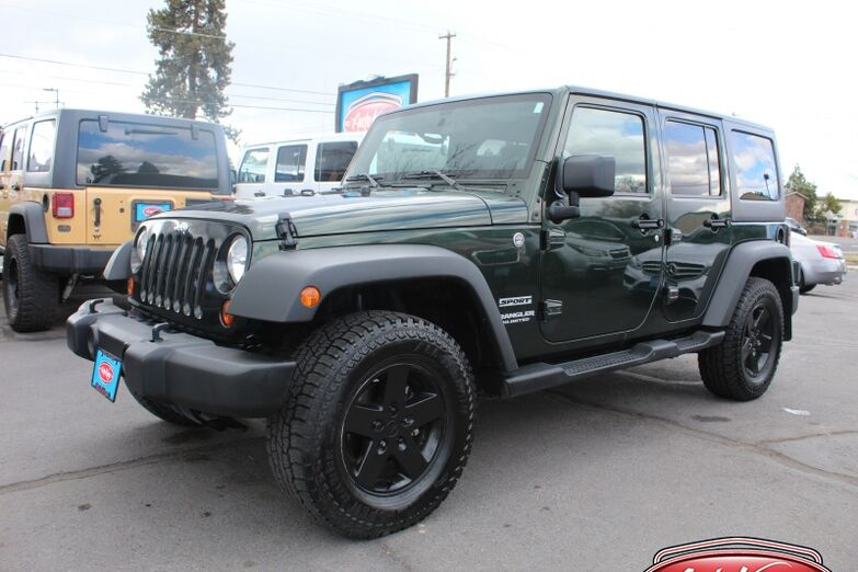 2011 Jeep Wrangler Unlimited 4WD Sport Bend OR
