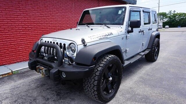 2011 Jeep Wrangler Unlimited 70th Anniversary Indianapolis IN