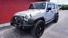 2011_Jeep_Wrangler Unlimited_70th Anniversary_ Indianapolis IN