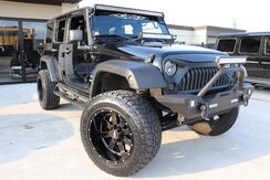 2011_Jeep_Wrangler Unlimited_Mojave CLEAN CARFAX 21 SERVICE RECORDS_ Houston TX