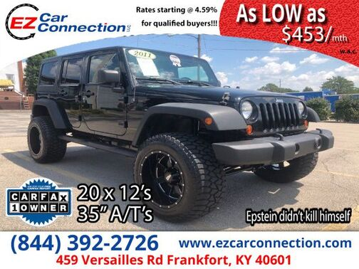 2011_Jeep_Wrangler_Unlimited Rubicon 4WD_ Frankfort KY