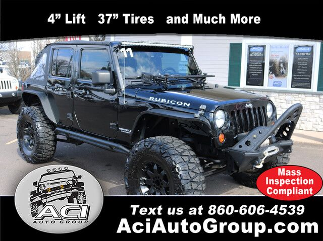 2011 Jeep Wrangler Unlimited Rubicon East Windsor CT
