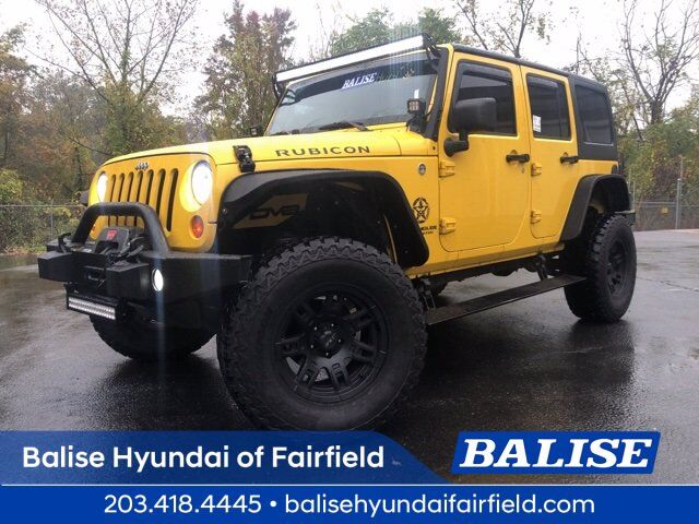 2011 Jeep Wrangler Unlimited Rubicon Fairfield CT