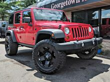 2011_Jeep_Wrangler Unlimited_Rubicon_ Georgetown KY