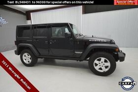 2011_Jeep_Wrangler_Unlimited Rubicon_ San Antonio TX