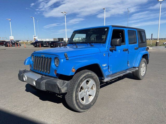 2011 Jeep Wrangler Unlimited SAHA Calgary AB