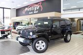 2011 Jeep Wrangler Unlimited Sahara - Remote State, Vibrant Exhaust