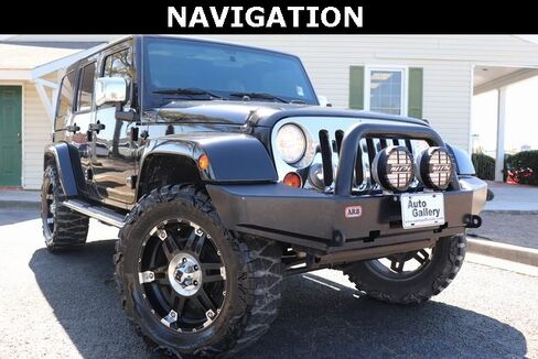 2011_Jeep_Wrangler_Unlimited Sahara_ Gainesville GA