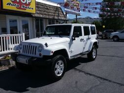 2011_Jeep_Wrangler_Unlimited Sahara 4WD_ Pocatello and Blackfoot ID