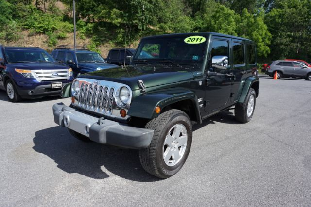 2011 Jeep Wrangler Unlimited Sahara 4WD Schuylkill Haven PA