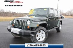 2011_Jeep_Wrangler_Unlimited Sahara_ Campbellsville KY