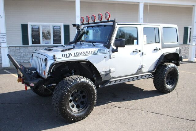 2011 Jeep Wrangler Unlimited Sahara East Windsor CT