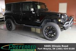 2011_Jeep_Wrangler Unlimited_Sahara_ Fort Wayne Auburn and Kendallville IN