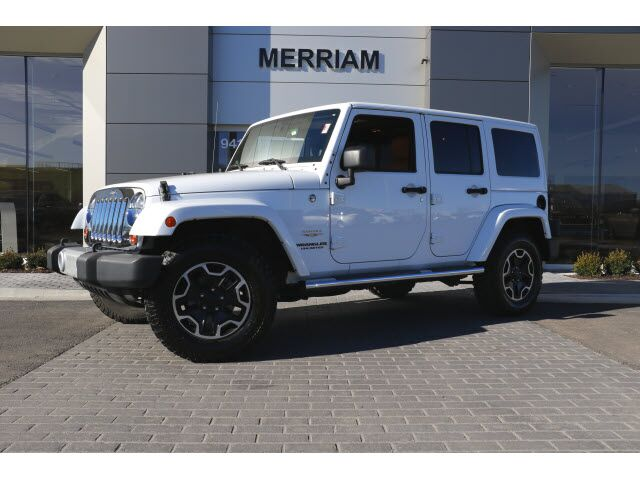 2011 Jeep Wrangler Unlimited Sahara Merriam KS