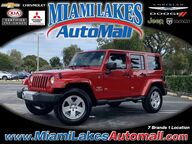 2011 Jeep Wrangler Unlimited Sahara Miami Lakes FL