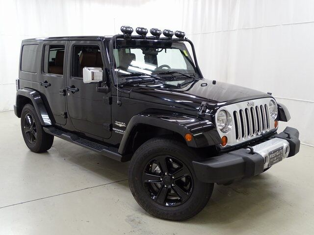 2011 Jeep Wrangler Unlimited Sahara Raleigh NC