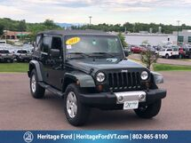 2011 Jeep Wrangler Unlimited Sahara South Burlington VT