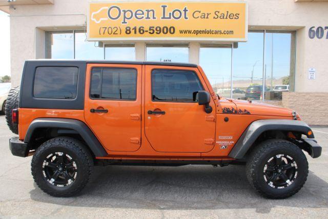 2011 Jeep Wrangler Unlimited Sport 4WD Las Vegas NV